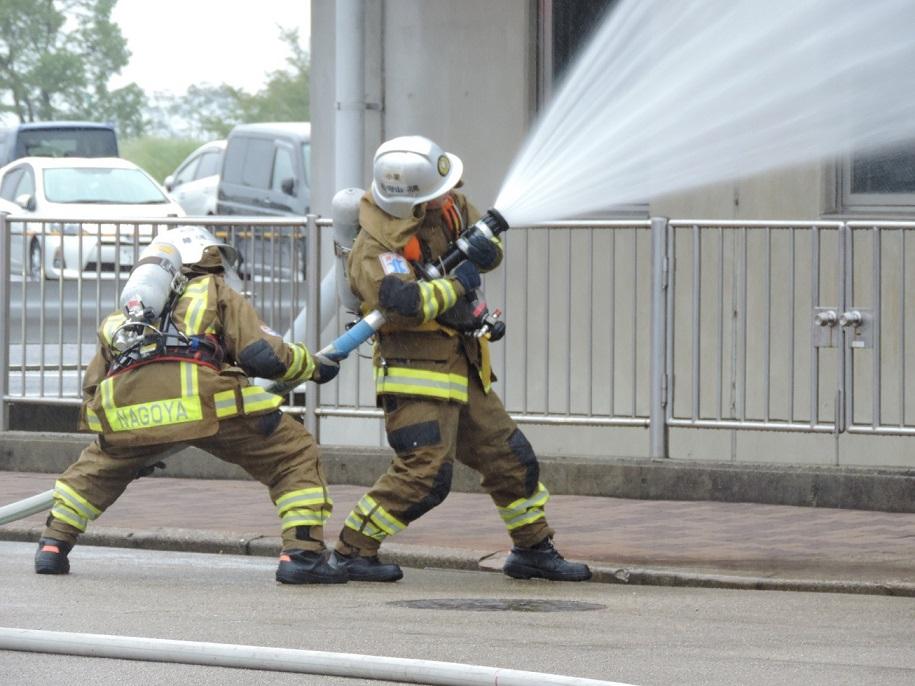 名古屋市消防局_会社の魅力