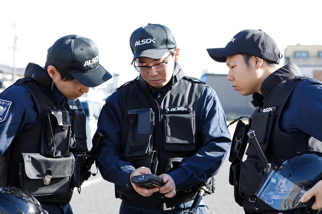 日本ガード_仕事の魅力(機械警備)