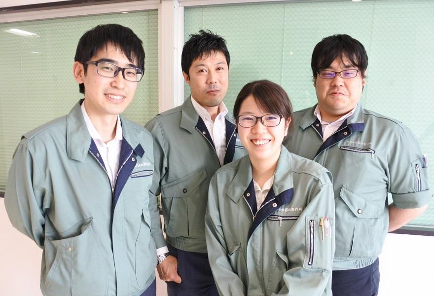 藤田製作所_事務メイン